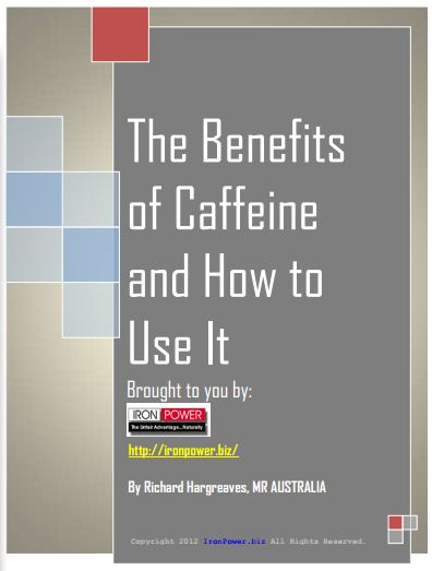 The Benefits of Caffeine and How to Use it